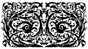 Ornamental background Royalty Free Stock Photography