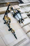Ornamental baroque lantern Royalty Free Stock Photos