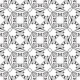 ornamental bezszwowy deseniowy Zdjęcia Royalty Free