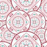 ornamental bezszwowy deseniowy Obrazy Royalty Free