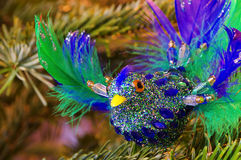 Ornamental bird Royalty Free Stock Image