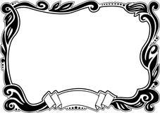 Ornamental border. Element for design, vector illustration Stock Photos