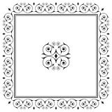 Ornamental Border, design element Royalty Free Stock Photography
