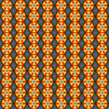 Ornamental bright seamless pattern. Stock Image