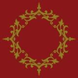 Ornamental circle design Royalty Free Stock Photos