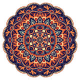Ornamental colorful mandala. Stock Photo