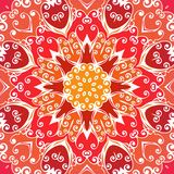 Ornamental Colorful Pattern Royalty Free Stock Photography