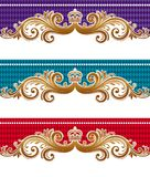 Ornamental design Royalty Free Stock Photo