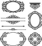 Ornamental Design Decor Royalty Free Stock Photography