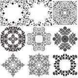 Ornamental Design Elements stock illustration