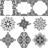 Ornamental Design Elements Royalty Free Stock Images
