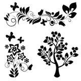 Ornamental design elements - vector Stock Photography