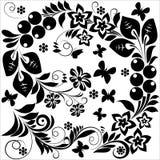 Ornamental design elements -  Royalty Free Stock Image