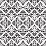 Ornamental do teste padrão Imagem de Stock