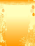 Ornamental easter background Stock Photo