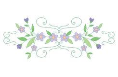 Ornamental element Stock Image