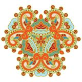 Ornamental ethnicity pattern Stock Image