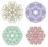 Ornamental ethnicity pattern Stock Photography