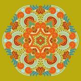 Ornamental ethnicity pattern Stock Photography