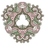Ornamental ethnicity pattern Stock Images