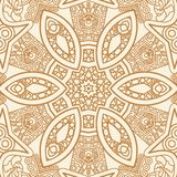 Ornamental ethnicity pattern Stock Photos