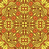 Ornamental ethnicity pattern Stock Photo
