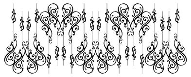 Ornamental-fence Stock Photos