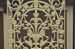 Ornamental fence Stock Photos