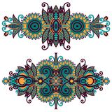 Ornamental floral adornment for your design Royalty Free Stock Image