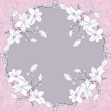 Ornamental Floral Bandanna Royalty Free Stock Photography