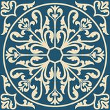Ornamental floral element for design Royalty Free Stock Photos