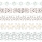 Ornamental floral seamless pattern Stock Images