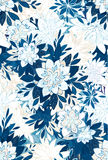 Ornamental floral seamless pattern. Abctract leaves and flowers. Decorative background Stock Image