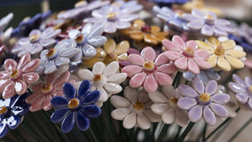 Ornamental flowers Royalty Free Stock Images