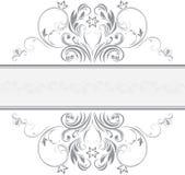 Ornamental frame for design. Illustration Stock Images
