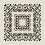 Ornamental Frame. Royalty Free Stock Photography