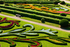 Ornamental garden Royalty Free Stock Images