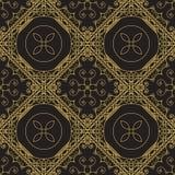 Ornamental Geometric Pattern Stock Images
