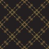 Ornamental Geometric Pattern Royalty Free Stock Photo