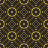 Ornamental Geometric Pattern Stock Photos