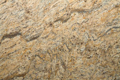 Ornamental gold granite stone texture polished Royalty Free Stock Images