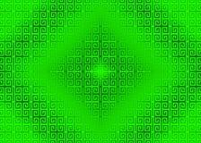 Green Oriental, Ornamental, Chinese, Arabic, Islamic, Pattern Texture Background. Imlek, Ramadan, Festival Wallpaper. Stock Images