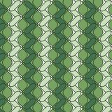 Ornamental green color backdrop Royalty Free Stock Images