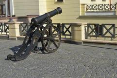 Ornamental gun Stock Image