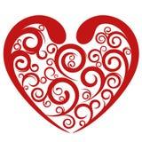 Ornamental Heart Stock Photos