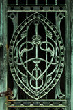 Ornamental iron work Royalty Free Stock Photo