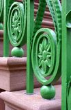 Ornamental Ironwork. In Charleston South Carolina USA Royalty Free Stock Images