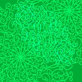 Ornamental lace pattern Royalty Free Stock Photos