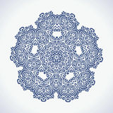 Ornamental Lace pattern Stock Image