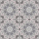 Ornamental lace seamless pattern. Royalty Free Stock Image